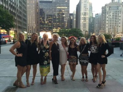 Tess - Bach party - Chicago