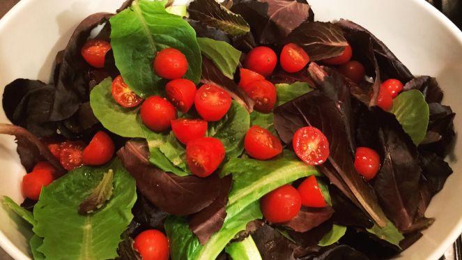 Salad for Dinner 1